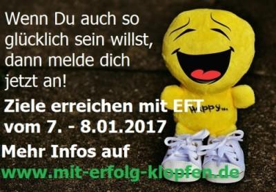 EFT Seminar Frankfurt