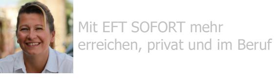Mit Erfolg klopfen – EFT