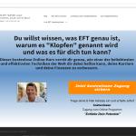 Mit Erfolg klopfen - EFT Anleitung